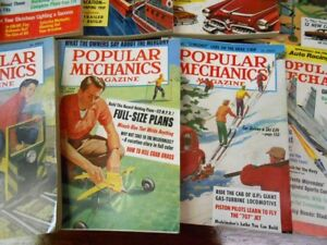 Magazines Popular Mechanics Vintage