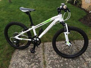 """Kids Orbea bike 20"""" wheels (up to age 8/9)"""