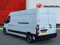 2018 Vauxhall Movano 2.3 Cdti 3500 Panel Van 5dr Diesel Manual Fwd L3 H2 Eu6 130