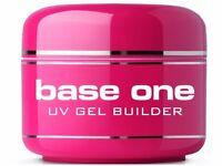 SILCARE BASE ONE CLEAR 30G UV GEL NAIL GEL