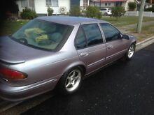 1997 Ford Futura Sedan Burnie-Devonport Region Preview