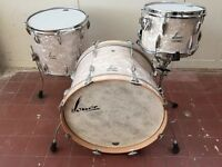 Sonor Vintage Series drum kit (12/13- unused still boxed /16/22) vintage pearl