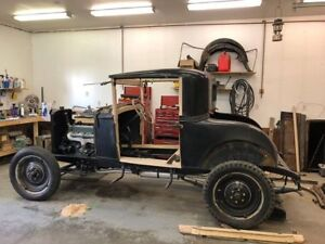 1929 Chevrolet coupe TRADE?