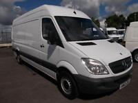 Mercedes-Benz Sprinter 3.5T Van DIESEL MANUAL WHITE (2013)