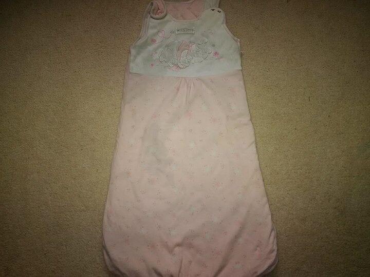 Girls grow bag/sleeping bag