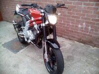 Reiju Rs3 125cc 2014 Plate