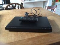 Sony DVD player, good as new