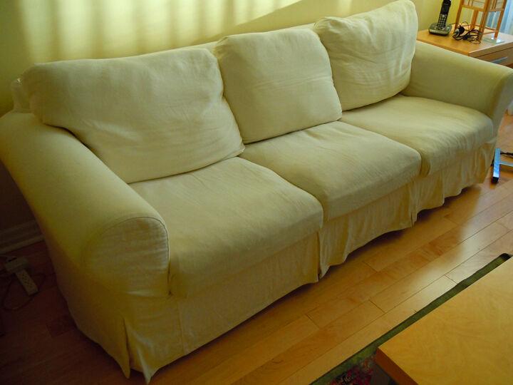 Sofa Armchair Ektorp White Couches Futons Mississauga Peel Region Kijiji