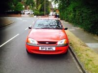 FORD FIESTA 12 MONTHS MOT not renault clio peugeot 206 vauxhall corsa fiat punto vw polo ford focus