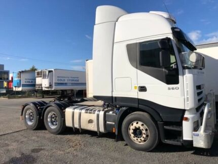 Iveco powerstar prime mover cat c12 trucks gumtree australia iveco truck fandeluxe Choice Image