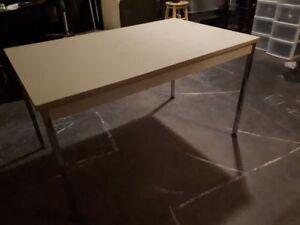 "Table/Desk 48 x 40"""