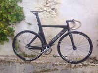 Planet-X Stealth Pro Carbon Fixy (Track bike - Small-medium 54)