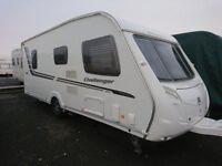 Swift challenger 540 4berth caravan