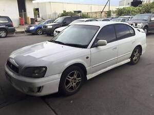 2001 Subaru Liberty RX 2.5 Auto Sedan $1500 Eagle Farm Brisbane North East Preview