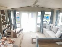 BEAUTIFUL NEW 2017 MODEL STATIC CARAVAN FOR SALE AT SANDY BAY! STUNNING HOLIDAY PARK! BEACH ACCESS!