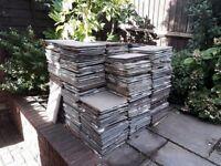 400 slate tiles 300mm x 300mm