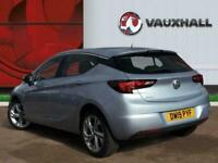 2019 Vauxhall Astra 1.4i Turbo Sri Hatchback 5dr Petrol s/s 150 Ps Hatchback PET