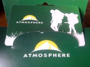 Atmosphere $50 Gift Card