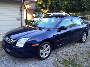 2006 Fusion SE or trade for truck