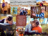 Autumn Family Mini Session - All edited digital files given $350