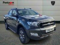 2018 Ford Ranger 3.2 Tdci Wildtrak Double Cab Pickup 4dr Diesel Manual 4wd s/s 2