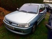 Peugeot 306 1.4 meridian LOW MILES GOOD FIRST CAR