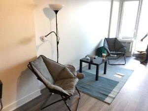 Large 3 1/2 Apartment near Concordia DT Montreal