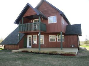 Acreage for Rent, close to Sherwood Park and Fort Sask.