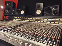 Recording/Mixing/Mastering