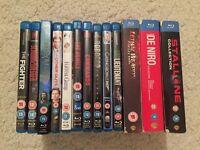 28 Movies on Blu-ray.