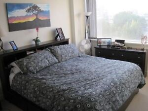 Sublet -- Beautiful, Two-Bed Two-Bath Condo in Richmond Centre