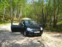 Toyota Yaris 2005 120k miles MOT £350 ono