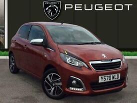 image for 2021 Peugeot 108 1.0 Collection Hatchback 5dr Petrol s/s 72 Ps Hatchback PETROL
