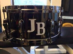 Tama John Blackwell Snare 13 x 6.5 with Die Cast Hoops. Leura Blue Mountains Preview