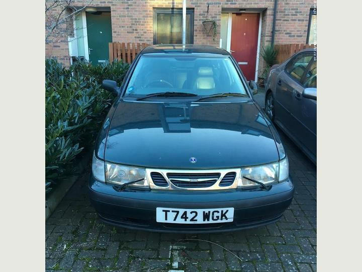 Saab 9-3, 2.0T 1999, Stage 1 remap to 192 bph by Abbott's Racing of Dover
