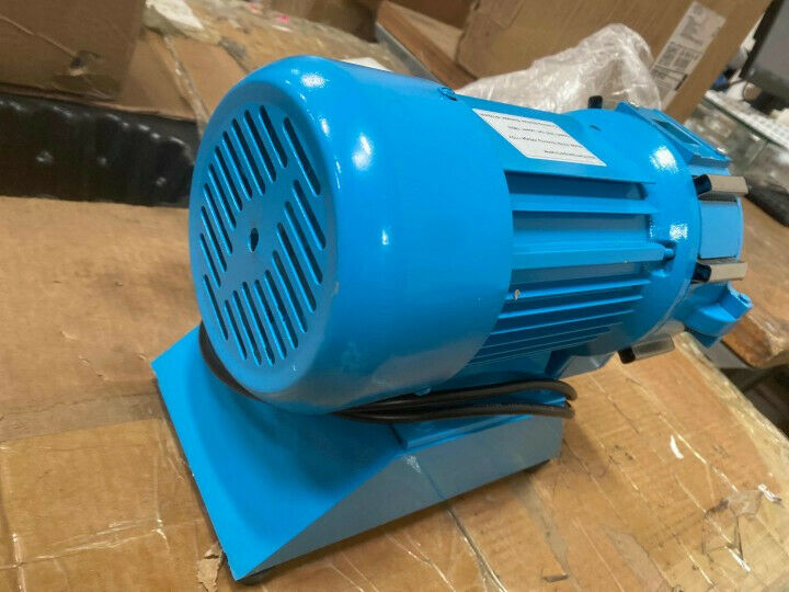 USED Micro Plant Grinder Soil Crusher Pulverizer Pro Grinding Machine 1400rpm