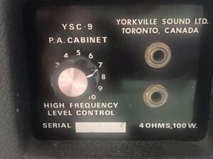 Traynor YPM-1 and matching cabinet YSC -9 London Ontario image 4