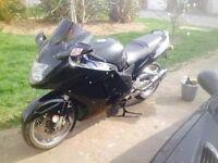 Honda Super Blackbird xx