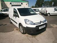 Citroen Berlingo 625 1.6HDI Enterprise 3 Seats 75ps Sat Nav DIESEL MANUAL (2014)