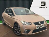 2017 SEAT Ibiza 1.0 Mpi Xcellence Hatchback 5dr Petrol Manual s/s 75 Ps Hatchbac
