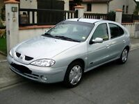 QUICK SELL! Auto Renault Megane For Sell