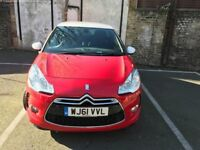 2011 Citroen DS3 1.6 e-HDi Airdream DStyle 3dr 1.6l engine great fuel economy