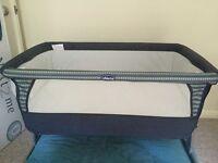 Chicco Next 2 Me Side-Sleeping Crib