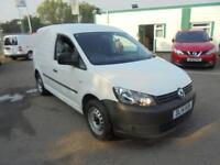 Volkswagen Caddy C20 1.6 Tdi 102Ps Startline Van SLD DIESEL MANUAL WHITE (2014)