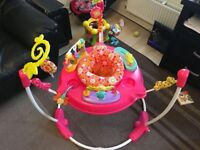 Fisher Price Jumperoo Pink