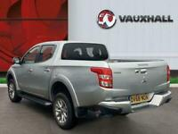 2018 Mitsubishi L200 2.0 DI-D 178PS WARRIOR DOUBLECAB PICK UP 4WD PICK UP DIESEL