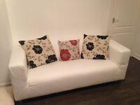 3 Seater IKEA Sofa -*FREE*