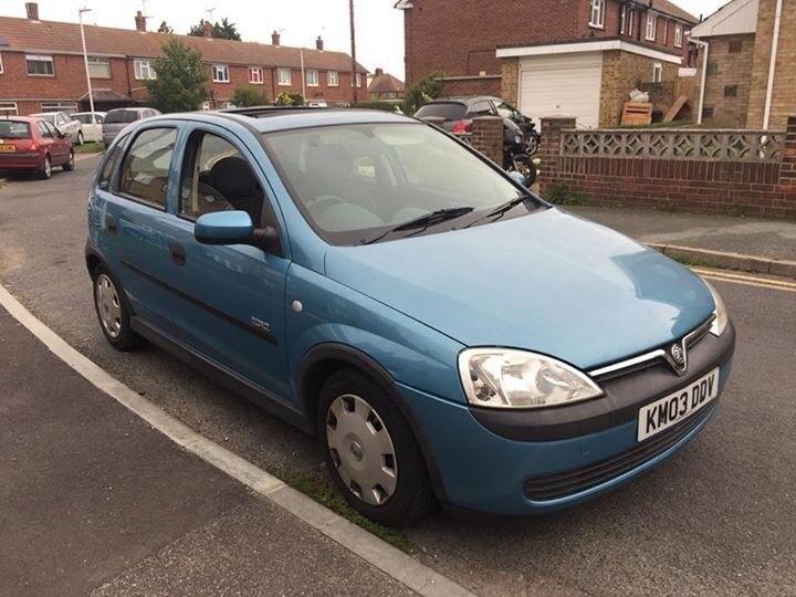 2003 Vauxhall Corsa 1.4L Elegance 16v Auto Petrol (ONLY 50K MILES AND FSH)
