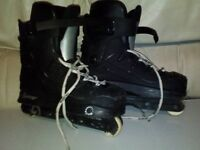 Anarchy revolution aggressive inline skates uk 9