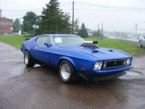 1973 Ford Mustang Coupe (2 door)